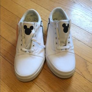 Special edition Disney Vans sneakers